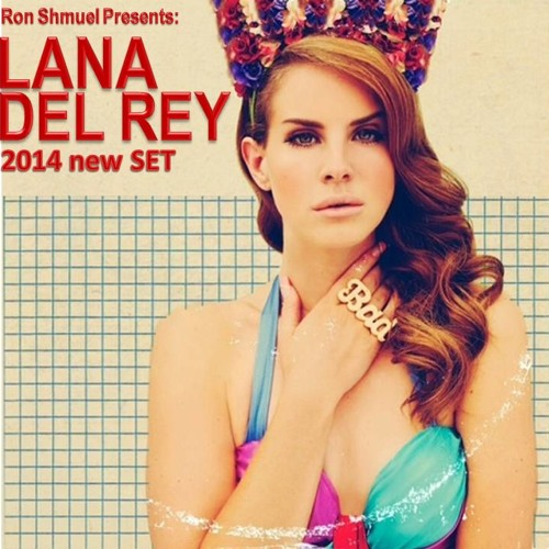 Lana Del Ray - 2014 house set (edit by RON SHMUEL)