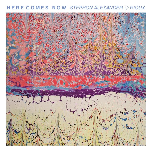 Stephon Alexander & Rioux – 'Here Comes Now' Singles