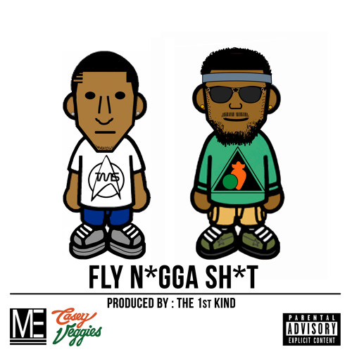 Malik Emanuel x Casey Veggies - Fly Nigga Shit Prod. By The 1st Kind