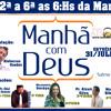 Programa Manhã Com Deus Ministração Da Palavra Márcia Ribeiro