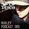 Huxley - Country Club Disco Podcast #5 w/ Opening Set by Golf Clap