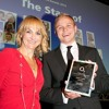 o2 Media Awards Broadcast Journalist Winner: James Hanson, Leeds Student Radio