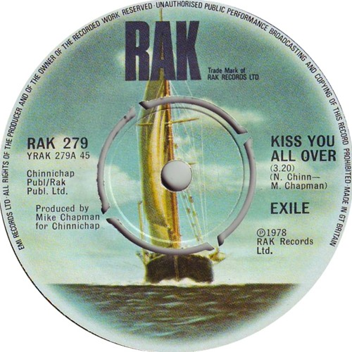 EXILE - KISS YOU ALL OVER - BETTY AUS. EXTENDED EDIT. 7:06