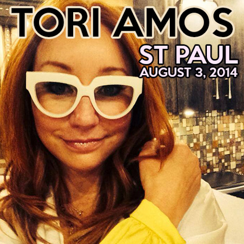 Tori Amos - St Paul (full show) August 3 2014