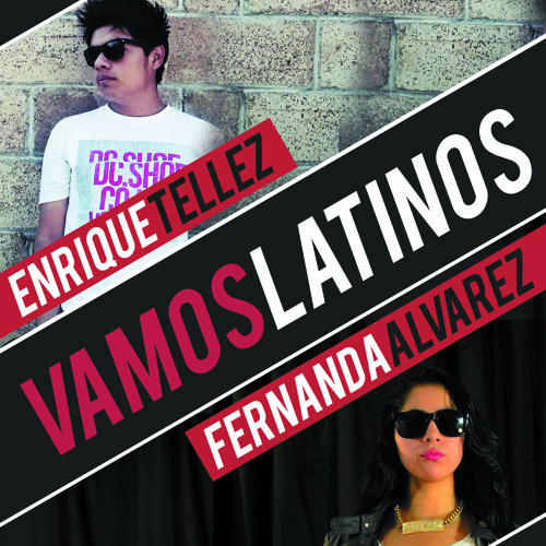 Enrique Tellez Ft. Fernanda Alvarez - Vamos Latinos (Original Mix)