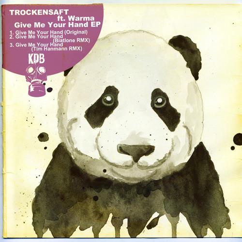 TrockenSaft Ft Warma - Give Me Your Hand (Original Mix) [KDB042D]