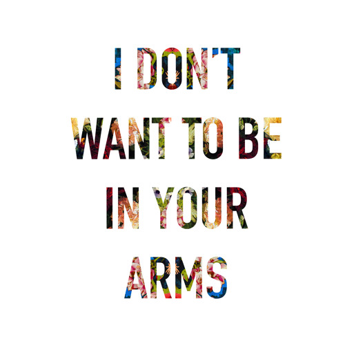The Belligerents - I Don't Want To Be In Your Arms