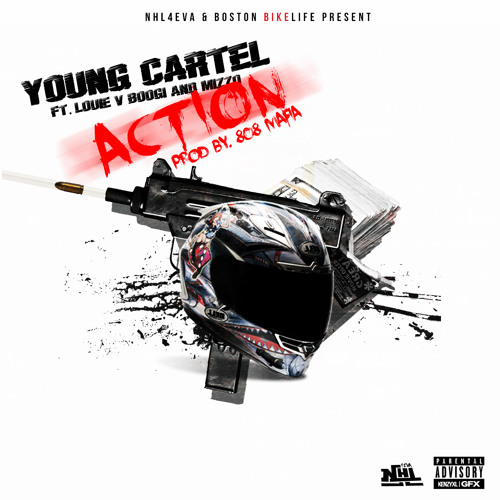 Action Ft. Louie V Boogi & Mizzo Prod. by 808 Mafia