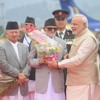 PM Modi wraps up his two day successful visit to Nepal
