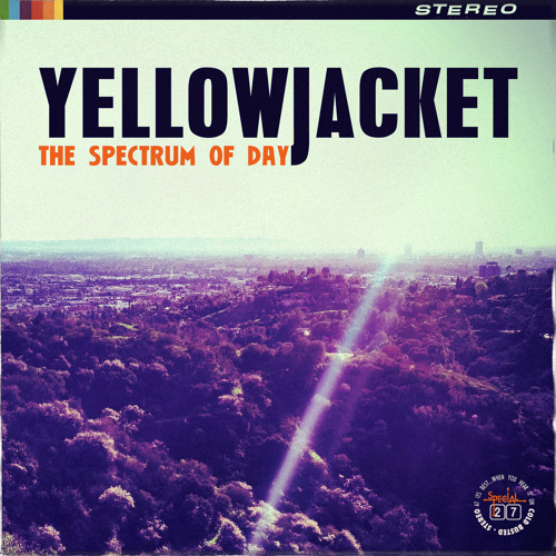 Yellowjacket - The Spectrum Of Day (Cold Busted)