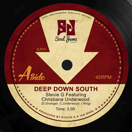 Stevie G featuring Christiana Underwood-Deep Down South