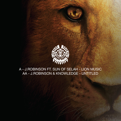 A. J.Robinson Feat Sun Of Selah - Lion Music : B. J.Robinson & Knowledge - Untitled -T12SNGL007