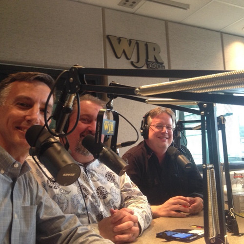 IT in The D on the Internet Advisor show (WJR 760am)