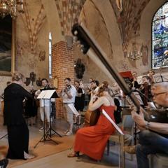 Handel's Water Music: Menuet - Lentement - Bourree - Hornpipe