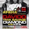 AFRICA UNPLUGGED OFFICIAL MIX CD MIXED BY @DJNYARI