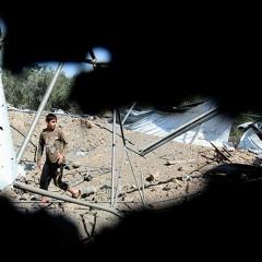 Nenia For Gaza