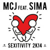 MCJ - Sexitivity 2014 Feat. Sima (Mappa Mix) [out now on Beatport]