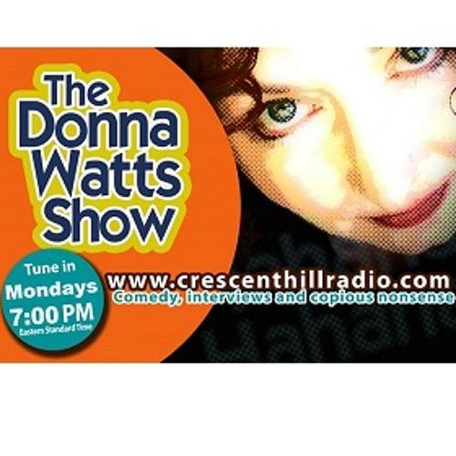 Donna Watts Show - 08.04.14