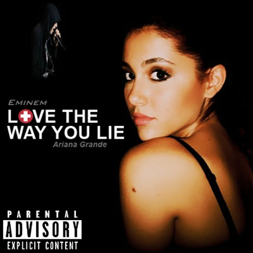 Ariana Grande - Love The Way You Lie Part 2 F.t Eminem (Remix)