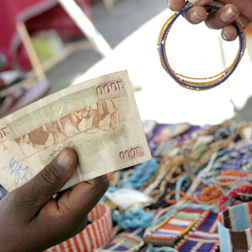 Jenny Aker - Cash vs. Vouchers in the DRC