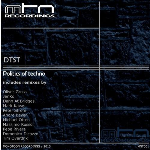 Politics Of Techno ( Tim Overdijk 303remix) - DTST