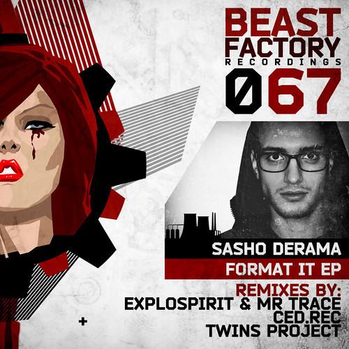 Sasho Derama - Format It (Twins Project Remix)