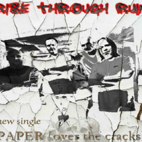 PAPER (over the cracks)