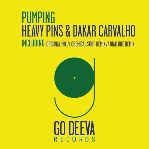 Heavy Pins & Dakar Carvalho - Pumping (Original Mix)