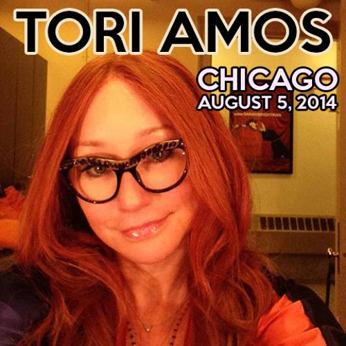 Tori Amos - Chicago (full show) August 5 2014