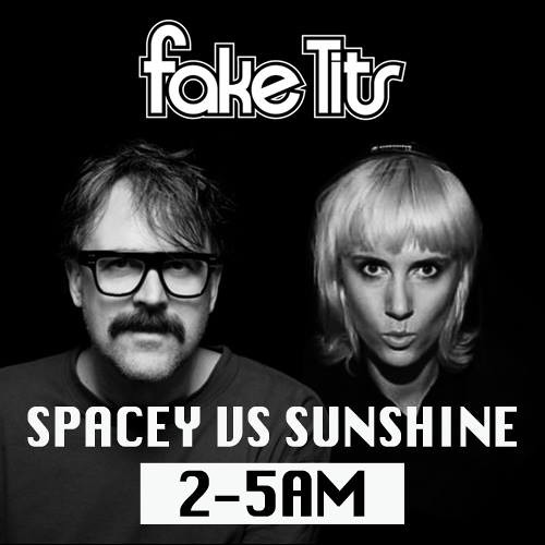 Fake Tits 01 - Spacey Space vs Sunshine 3 Hour Live Set