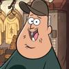 Gravity Falls - La Chanson de Mousse (Soos ' Song) - UK