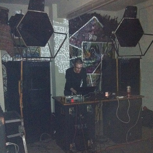 Live at Algorave, Sheffield, UK, July 6, 2014