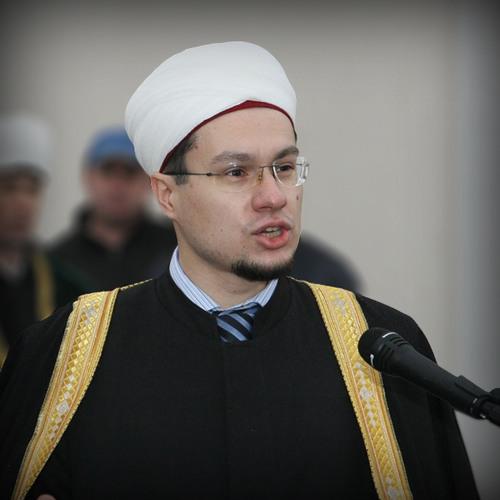 Ислам хазрат Зарипов - Ураза-Байрам (интервью РСН 29.07.2014)
