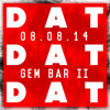Maurice Simon - DatDatDat Promo Mix - July 2014