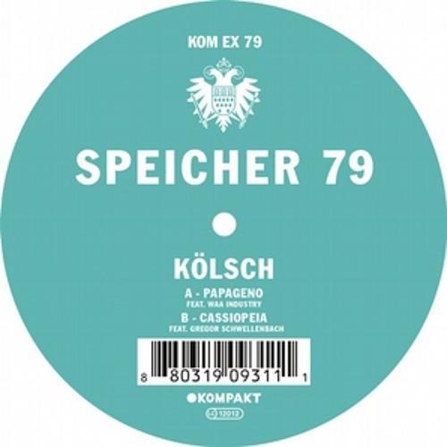 Kolsch - Cassiopeia Feat. Gregor Schwellenbach (DzNutz Show Me Love Mix)
