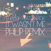 Shaggy feat. Rik Rok - It Wasn't Me (PHILIP Remix)