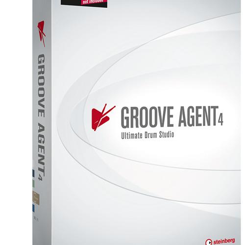 Groove Agent 4 - Rock Demo