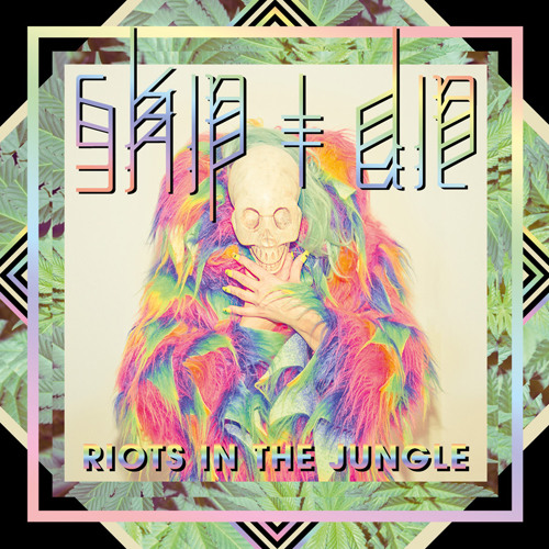 """SKIP&DIE - Jungle Riot (from the album """"Riots In The Jungle"""")"""