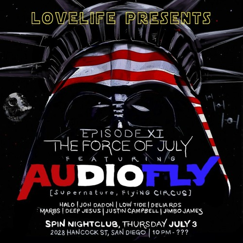 Audiofly Live At Lovelife