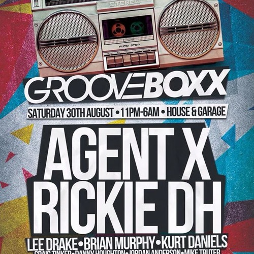 GrooveBoxx Vol1 Mixed By DJ Power