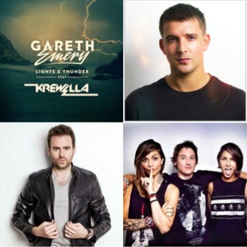 Gareth Emery ft. Krewella - Lights & Thunder (Ashley Wallbridge Remix)