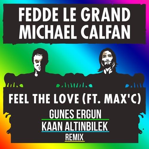 Fedde Le Grand, Michael Calfan Ft. Max C - Feel The Love (Gunes Ergun & Kaan Altinbilek Remix)
