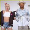 Pharrell Williams Ft Miley Cyrus - Come Get It Bae (Botosani Edit) [Free Download at Buy Button]