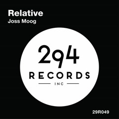 Relative EP - 294 Records - August 8th