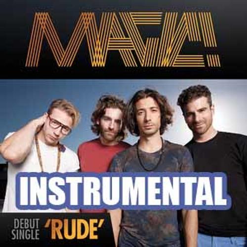 Magic - Rude INSTRUMENTAL