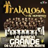 Banda La Trakalosa - Broche de Oro Portada del disco