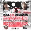 "DJ MINAMI LIVE MIX From ""EN:CORE @ GHOST ultra lounge 2014-7-26 Osaka-Japan"""