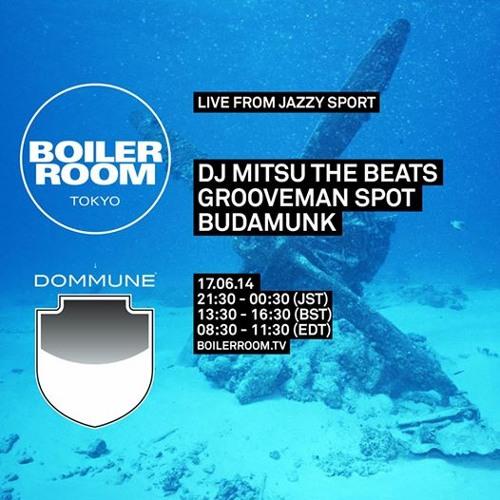 Grooveman Spot Boiler Room Tokyo DJ Set