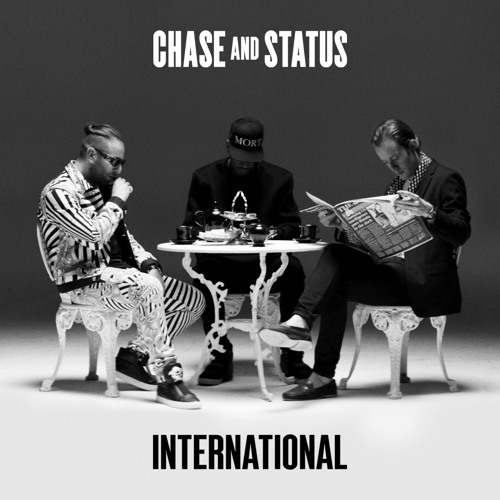 Chase & Status - International (Dimension Remix)