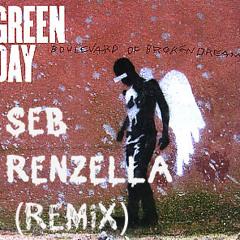 Green Day - Boulevard Of Broken Dreams (Seb Renzella Bootleg) {FREE DOWNLOAD}